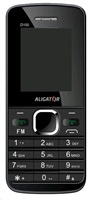 Aligator - D100 - Dual SIM, fotoaparát, FM rádio, LED svítilna - repas