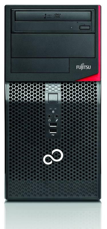 Fujitsu ESPRIMO P520 MT E85+/i5-4590/4GB/500GB/DRW/DVI/VGA/USB 3.0/GL/W8.1Pro+W7Pro Upgrade na Windows 10