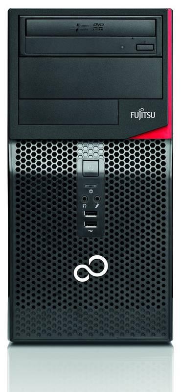 FUJITSU PC Esprimo P520 - i5-4590@3.3GHz, 4GB1600, 500GB, DVDRW, DVI, 4xUSB3+6xUSB, RS232, W7PR64/32+W8.1PR64 280W 3r