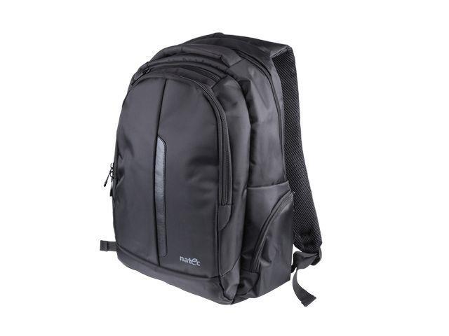 Natec DROMADER 2 batoh pro notebook 17.3'', černý