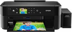 Epson inkoustová tiskárna L810, A4 color foto tiskárna, tisk na CD/DVD, USB