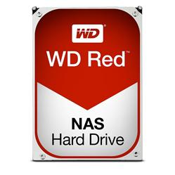 "WD RED (NAS) - 3,5"" / 6TB / 5400rpm / SATA-III / 64MB cache / WD60EFRX"