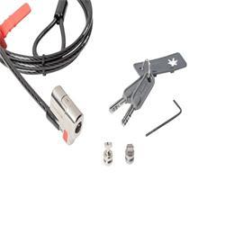 Zámek ClickSafe pro všechny bezpečnostní sloty společnosti Dell – Kensington™ a Noble™