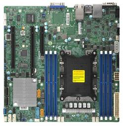 SUPERMICRO MB 1xLGA3647, iC622, 6x DDR4 ECC, 12xSATA3, 1xM.2, PCI-E 3.0/2,1(x16,x8),2x LAN,IPMI