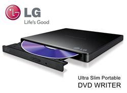 LG DVD+/-RW GP57EB40 DL externá USB 2.0, BOX cierna