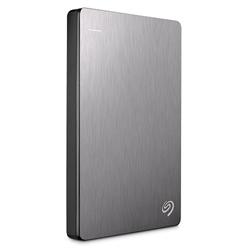 "Seagate Backup Plus Portable 2,5"" - 2TB/USB 3.0/Silver"