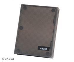 """AKASA AK-HPC01-BK Flexstor H25, 2,5"""" for SATA/SSD do 12,5mm, obal na disk"""