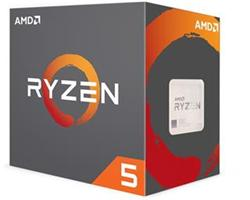 AMD Ryzen 5 6C/12T 1600X (3,6GHz,19MB, 95W, AM4) box without cooler