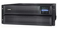 APC Smart-UPS X 3000VA Rack/Tower LCD 200-240V with Network Card