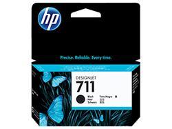 HP náplň č. 711 čierna, 38 ml