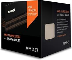 AMD FX-6350 VISHERA (6core, 3.9GHz, 14MB, socket AM3+, 125W ) Box with AMD Wraith cooler
