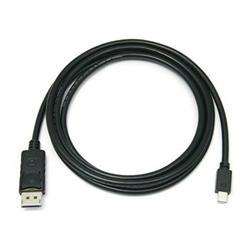 Kábel Mini-DisplayPort to DisplayPort adapter. DP- mini DP redukcia 2m