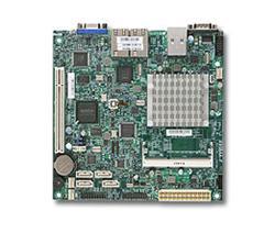 SUPERMICRO ITX MB Atom S1260, DDR3 ECC SODIMM,4xSATA3,1xPCI 32bit, RAID 0,1, 2xLAN,IPMI