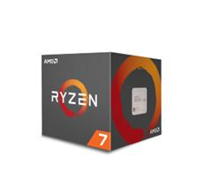 AMD Ryzen 7 8C/16T 2700 (3.2GHz, 20MB,65W,AM4) box with Wraith Spire (LED) cooler