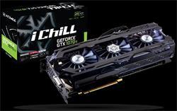 Inno3D GeForce GTX 1070 Ti iChill X4 8GB GDDR5