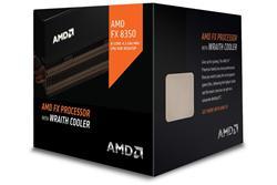 AMD FX-8350 VISHERA (8core, 4.0GHz, 16MB, socket AM3+, 125W ) Box with AMD Wraith cooler