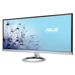 "ASUS MX299Q 29"" WQHD LED 2560x1080 80mil:1 2ms 300cd DP HDMI DVI-D Repro"