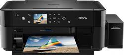 Epson inkoustová tiskárna L850, A4 color All-in-One, foto tisk, tisk na CD/DVD, USB