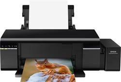 Epson inkoustová tiskárna L805, A4 color foto, tisk na CD/DVD, USB, WiFi