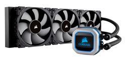 Corsair vodní chlazení Hydro Series, H150i PRO RGB, 3 ventilátory 120mm ML Series