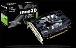 Inno3D GeForce GTX 1060 Compact 6GB GDDR5