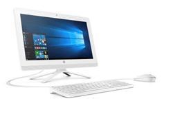 HP All-in-One 22-b031nc, Pentium J3710, 21.5 FHD, IntelHD, 8GB, 1TB 7k2, DVDRW, b/g/n+BT, KLV+MYS, W10, 2y