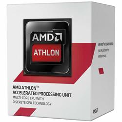 AMD Athlon X4 840 Kaveri (4core, 3.1GHz, 4MB, socket FM2+, 65W) Box