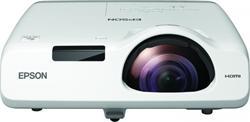 Epson projektor EB-530, 3LCD, XGA, 3200ANSI, 16000:1, HDMI, LAN, short