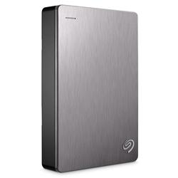 "Seagate Backup Plus Portable 2,5"" - 4TB/USB 3.0/Silver"