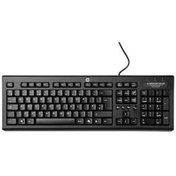 HP Classic Wired Keyboard - CZ