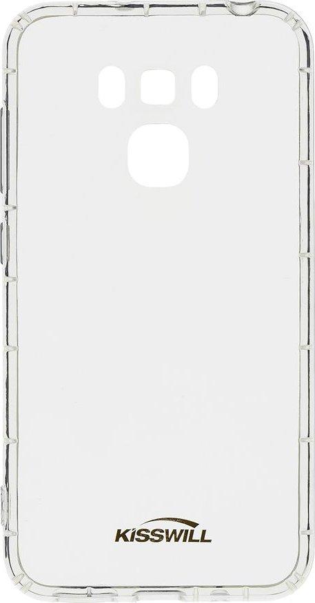 Kisswill TPU Pouzdro Transparent pro Samsung A530 Galaxy A8 2018