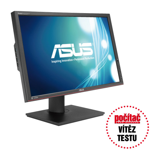"24,1"" LED ASUS PA249Q - 16:10, HDMI, PIVOT, IPS"