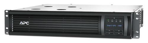 APC Smart-UPS 1500VA LCD RM 2U, 1 kW, hloubka 457 mm