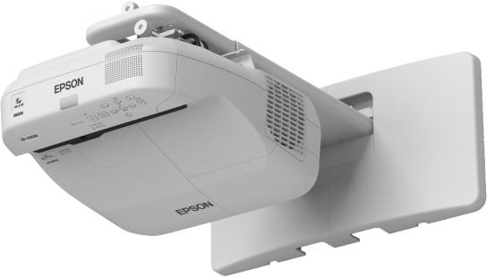 3LCD EPSON EB-1420Wi WXGA 3300 Ansi 10000:1