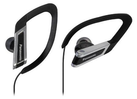 Sluchátka Panasonic RP-HS200 černá