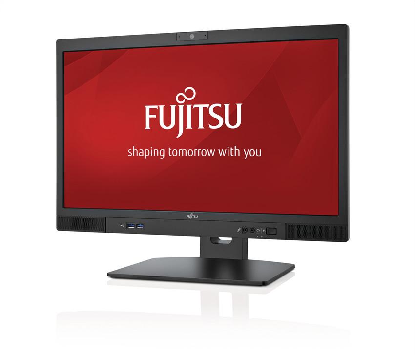 FUJITSU PC Esprimo K557/24 AIO 24'' FHD IPS i5-7400T 8GB 256SSD W10P kl+mouse
