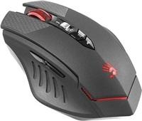 A4tech Bloody RT7A Terminator, bezdrátová herní myš, černá, USB, 4000DPI, CORE 3