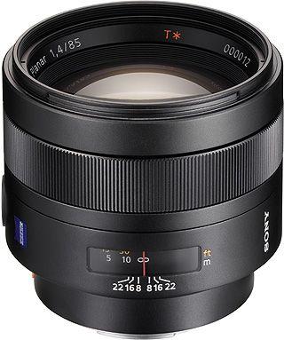 Teleobjektiv Sony 85mm SAL-85F14Z pro Alpha