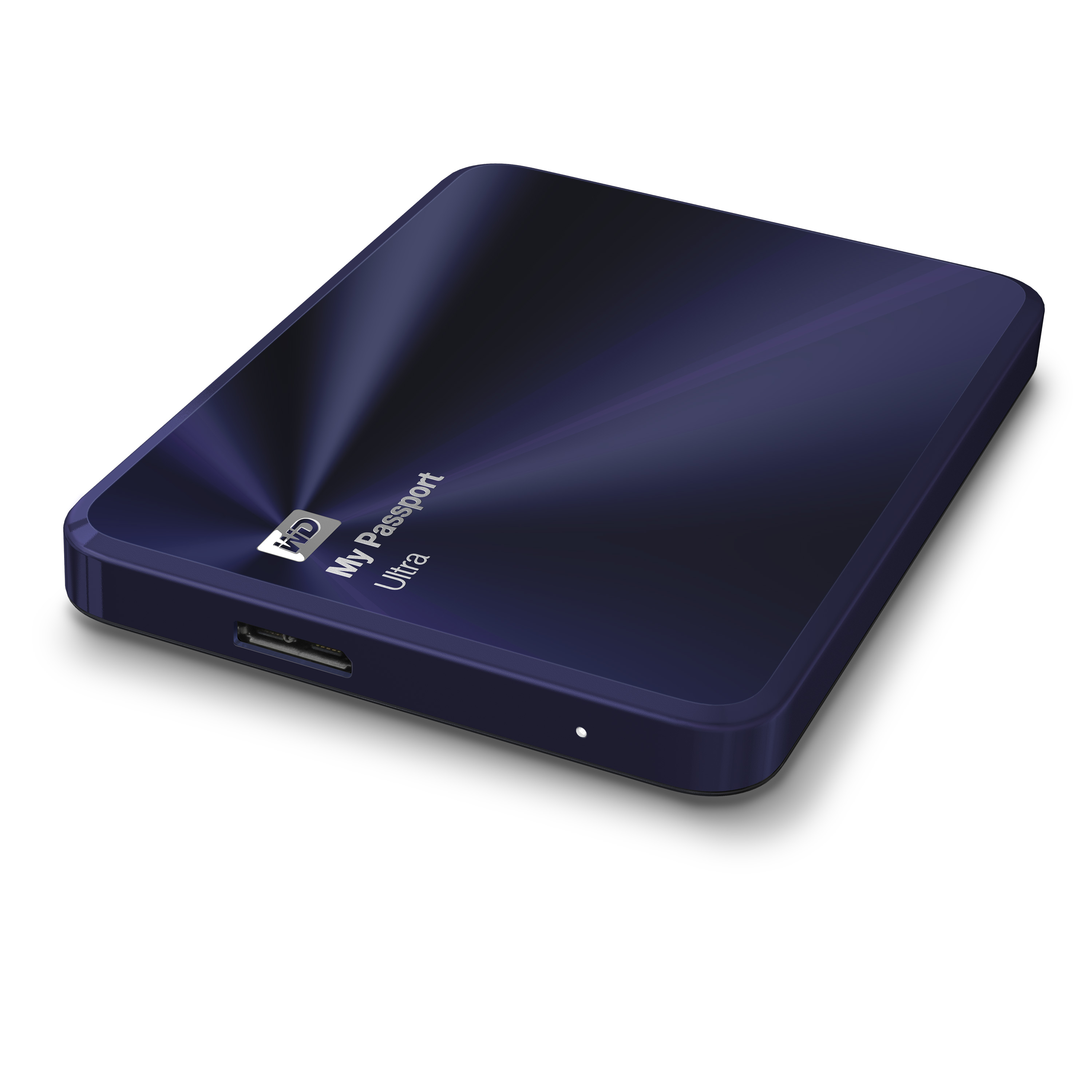 "WD My Passport ULTRA METAL 1TB Ext. 2.5"" USB3.0, Blue-Black"