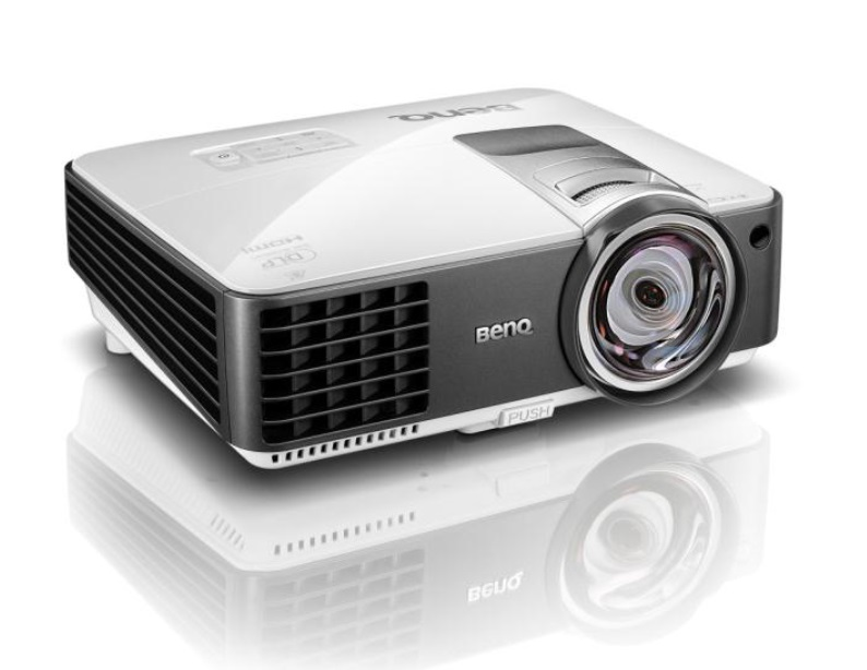 DLP proj. BenQ MX806ST-3000lm,XGA,HDMI,ST
