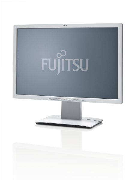 Fujitsu 24´´ P24W-7 LED IPS 1920x1200/20M:1/5ms/300cd/DVI/DP/VGA/4xUSB/repro/ZBD