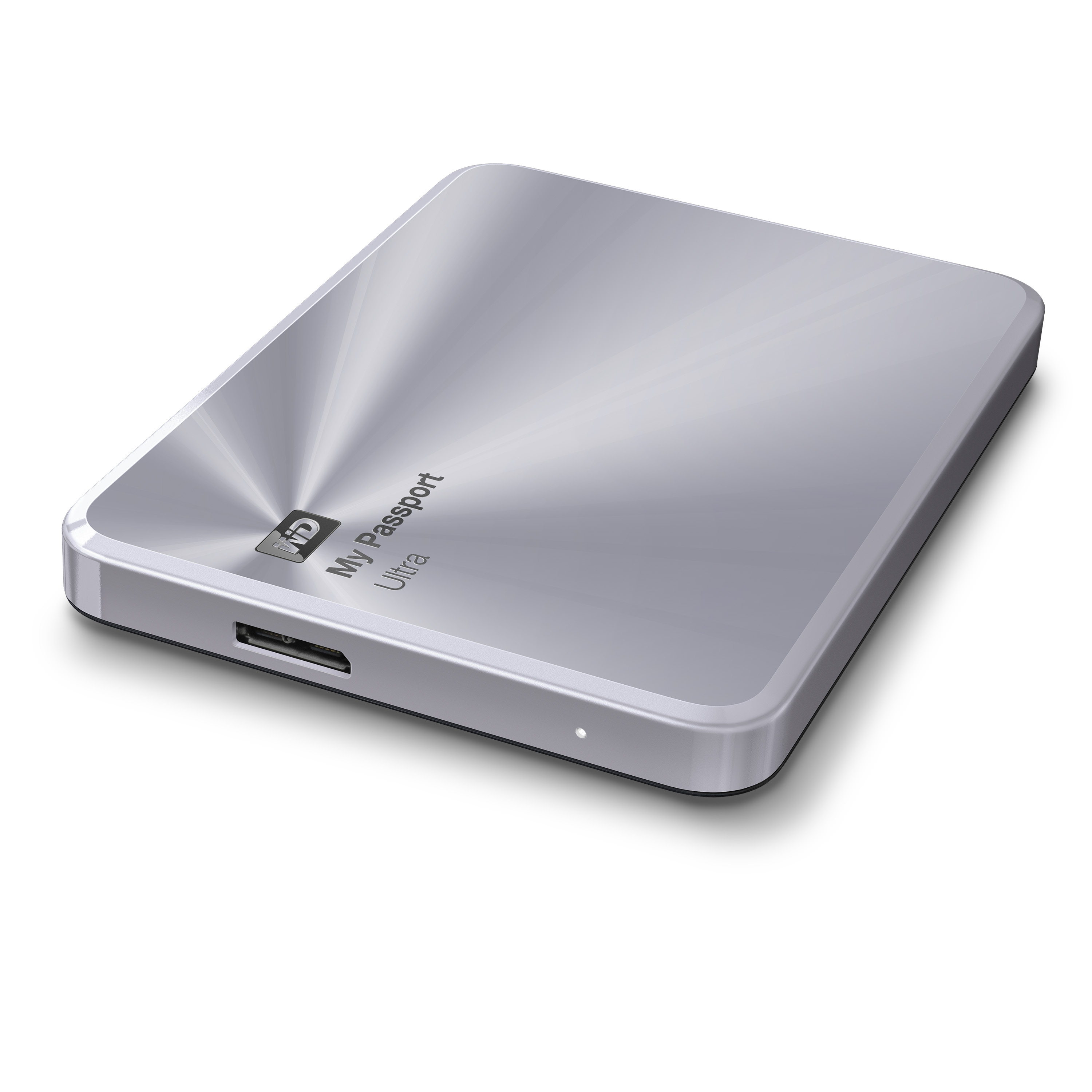 "WD My Passport ULTRA METAL 1TB Ext. 2.5"" USB3.0, Silver"