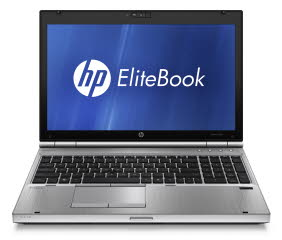 "HP EliteBook 8560p 15,6"" i5-2520m/4G/320/Win7P"