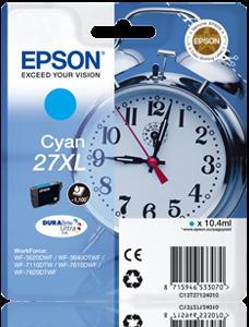 Epson inkoust WF-7000 série cyan XL - 1100str.