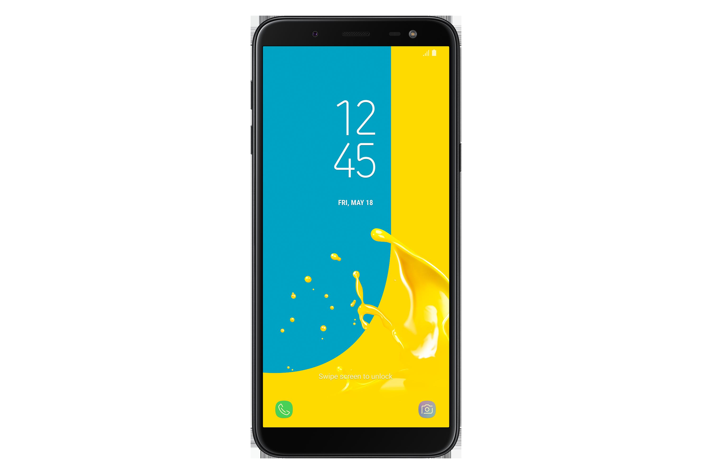 Samsung Galaxy J6 SM-J600 Black
