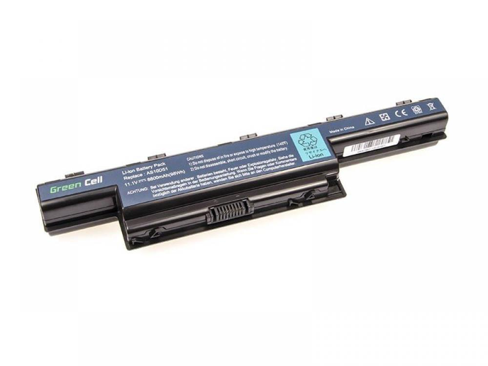 Baterie Green Cell pro Acer Aspire 5733 5742G 5750 5750G AS10D31 AS10D41