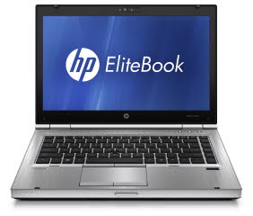 HP EliteBook 8460p / 14,1/ i5-2520/ 4G/ 250GB/ DVD/ Win7P
