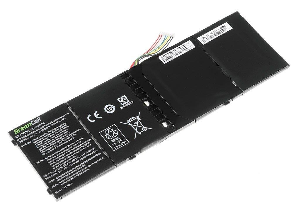GREENCELL AC48 Baterie Green Cell AP13B3K Acer Aspire V5-552 V5-552P V5-572 V5-573 V5-573G V7-5
