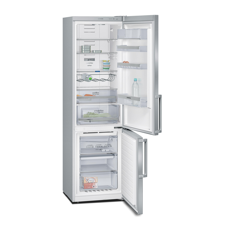 Chladnička komb. Siemens KG39NXI42