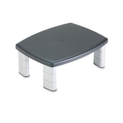 3M Stojan pod monitor černo-stříbrná barva (MS80B)